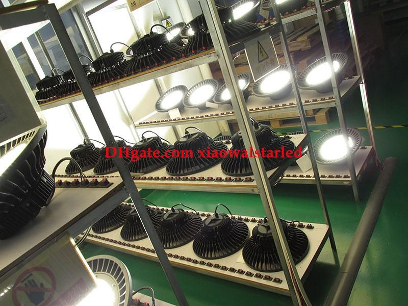 240W LED High Bay Light Meanwell Driver 5years Warranty High Lumens 120LM/W With 3030 LED AC85-305V