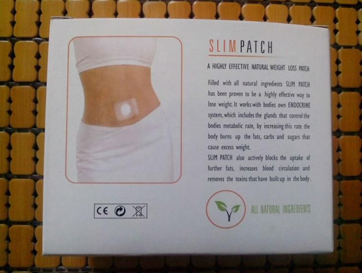 Slim patch 30pcs/pack Wonder patch slimming belly Patches & Gel Wast patch Weight Loss Products Magnetic Slim Patches DDA2998 50lots