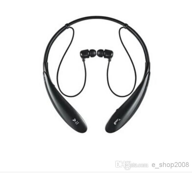 HBS-800 HBS 800 Sports Stereo Bluetooth Wireless Headset Earphone Headphones for Iphone 4 5 5s 5c LG samsung