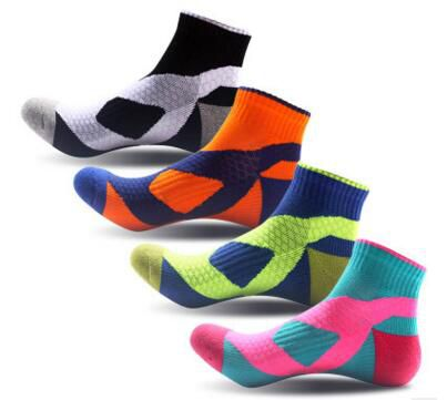 2017 Limited Athletic Customized Hiking Socks for Men & Women Outdoor Sports Sock Running Socks,wholesale Bulk Terry Cushion