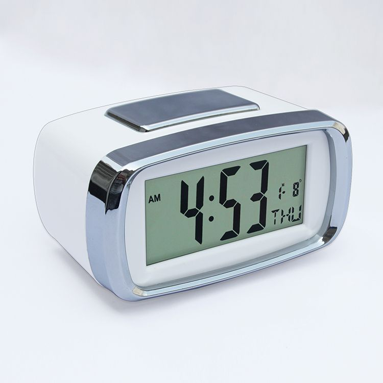 JIMEI H683 LCD Digital Alarm clock with backlight