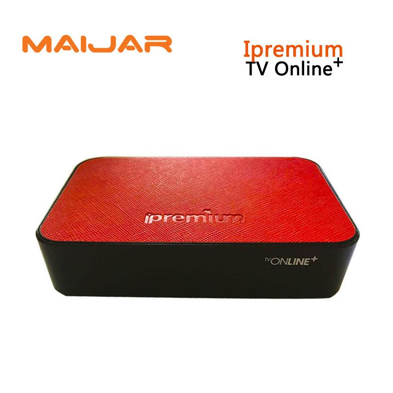 Android Tv Box Ipremium TV ONLINE+ Smart IPTV Set Top Box H.265 Decording Live Streaming Stalker VOD Game