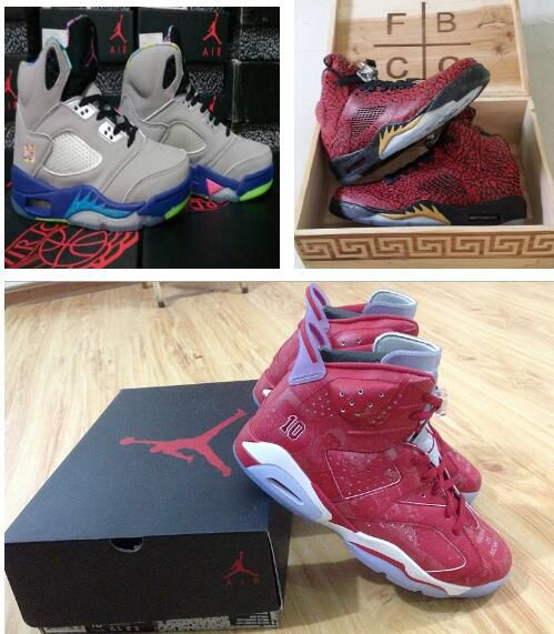 3 air Aj shoes and As picture show all the Size US13