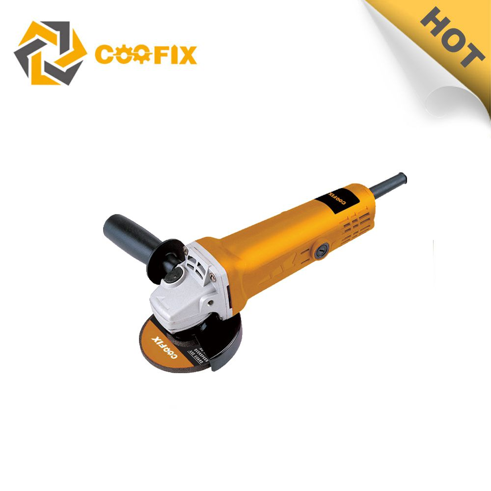 Coofix hot sales electric anger grinder multi-function sander and polisher hand-held electric tool