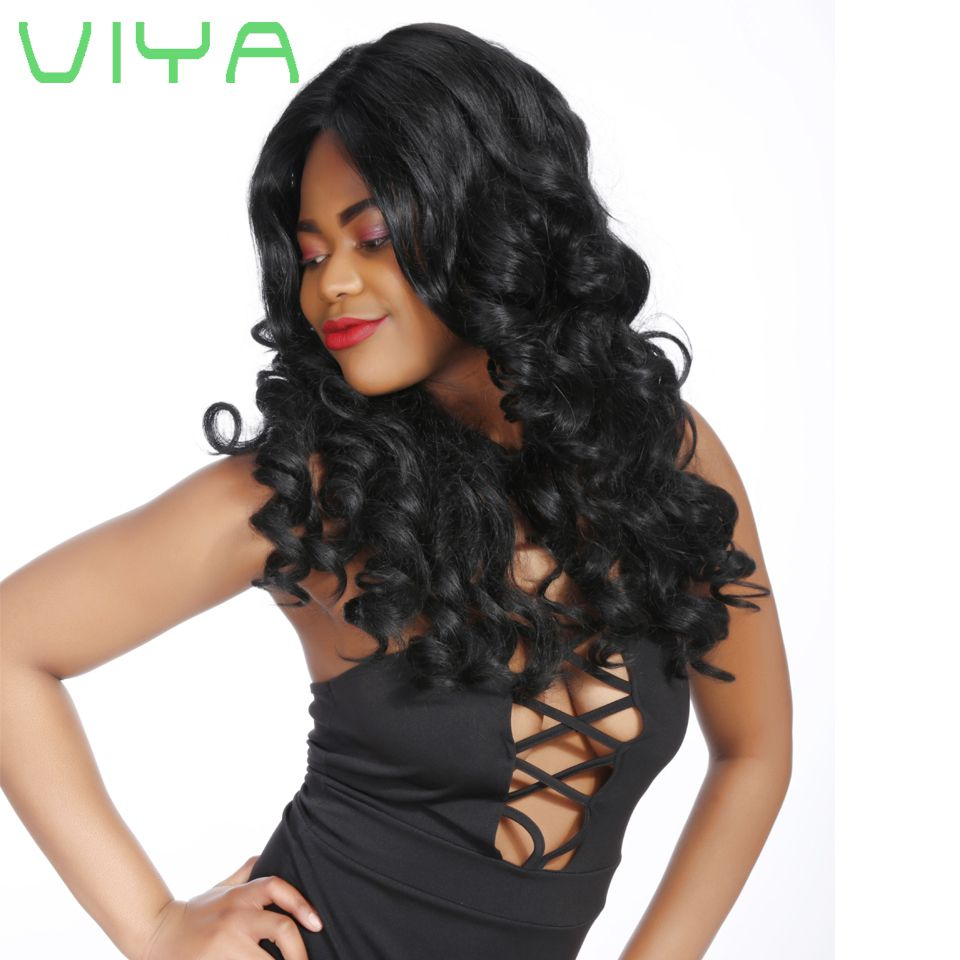 Viya Indian Hair Bundles Loose Curl Unprocessed Human Hair Weave 3