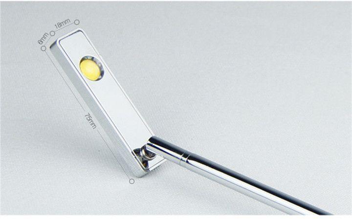 LUA2701-3W LED Showcase Lighting, LED Cabinet Lighting, LED Display Lighting, Jewelry Showcase Lighting