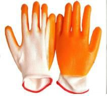 Labor gloves look good and are worth buying and customizing