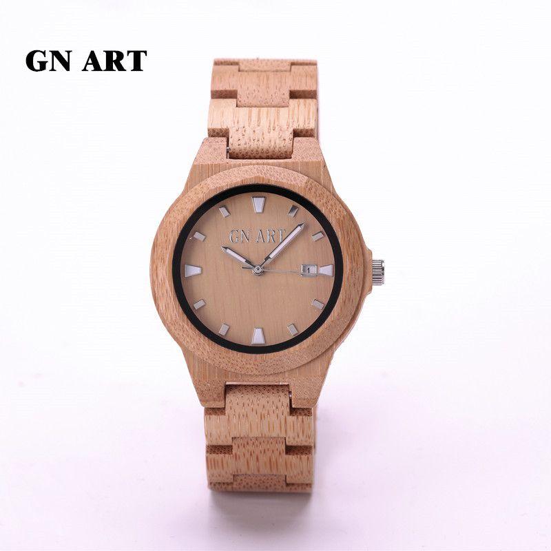 Wholesale Custom Watch Wooden Watch Manufacturer