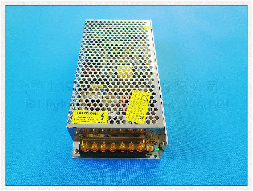 input AC110V / AC120V / AC220V / AC240V output DC12V 200W LED switch power supply LED driver switching power supply CE ROHS