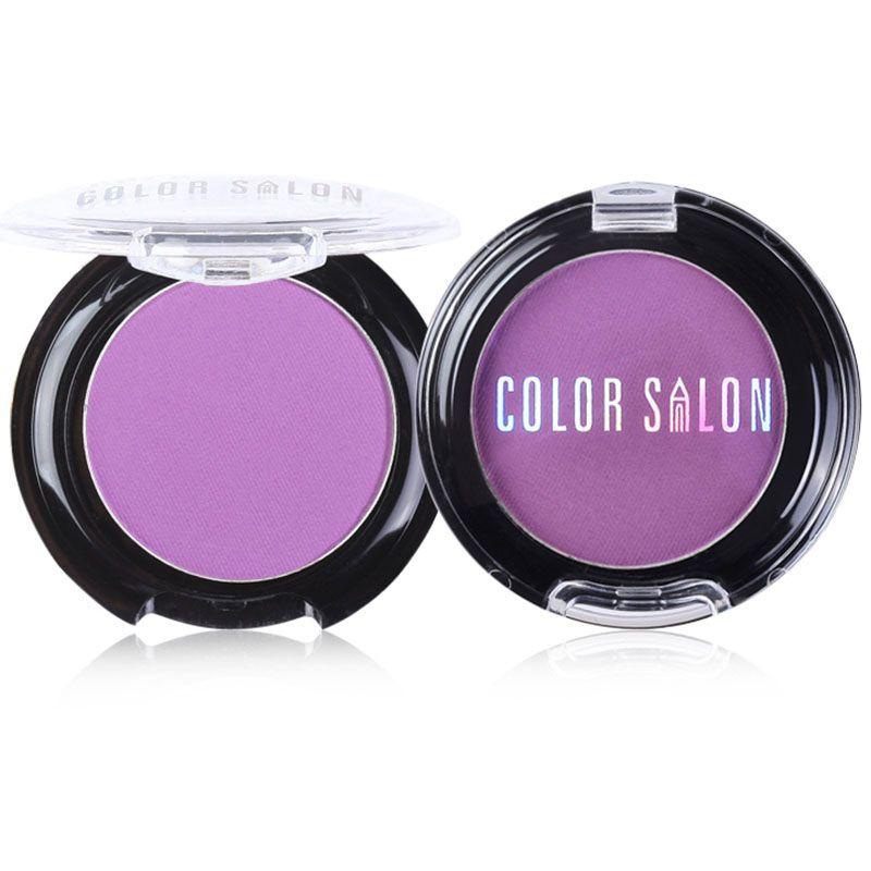 Color Salon Waterproof Matte Eye Shadow Palette Makeup Pigment Nude Eyeshadow powder Beauty Make Up Natural Cosmetic 2.7g