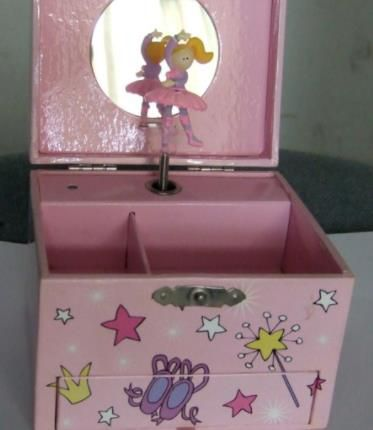 Music boxes are customizable