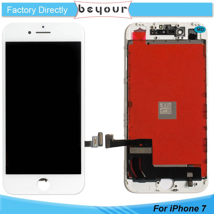 online store 02b7d 0e2c3 For iPhone 7 7G LCD Display Touch Screen Digitizer Assembly ...