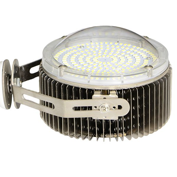 50W 80W 100W 120W Light-weight LED Retrofit kit Replaces 400W MH/HPS Lamps, Super Bright 150W 180W 100-305 V High Power Bulb