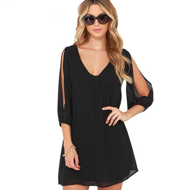 2017 Fashion Cocktail Summer Illusion Lace Neck Women Clothing Print Flowers Knee-length Chiffon A-Line Short Casual Dresses Sleeveless