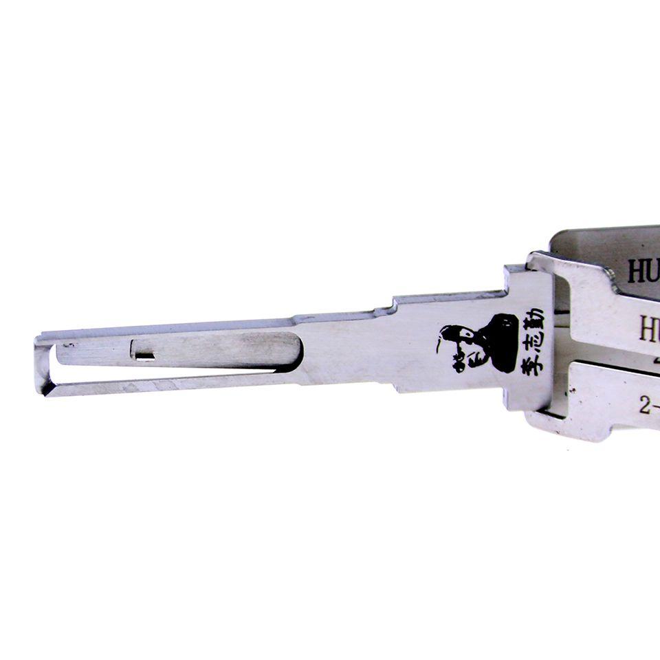 Mr. Li's Original Lishi HU100R V.3 2in1 Decoder and Pick - Best Automotive Locks Unlock Tools on the Market
