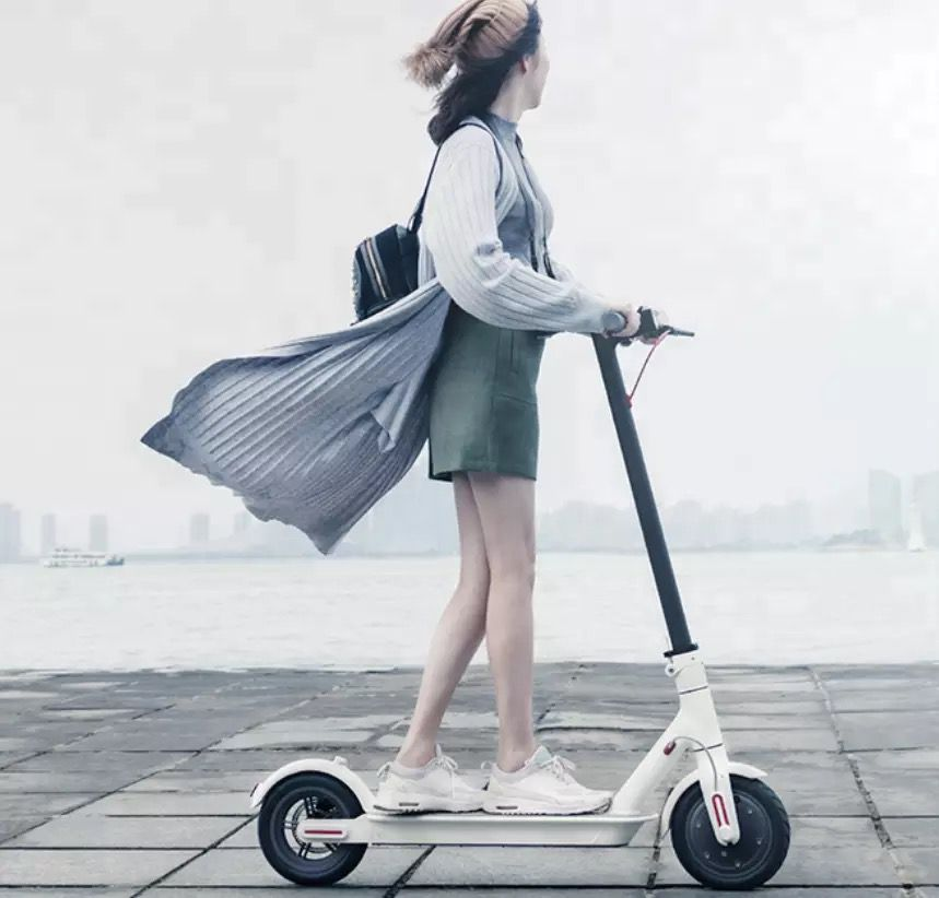 Xiaomi M365 folding electric scooter