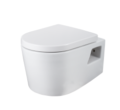 Washdown Wall hung round type Toilet