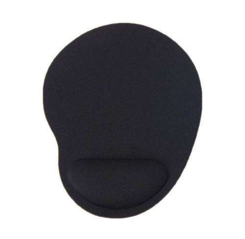 NEW Design Mouse Mat Gel Ergonomic Wrist Support Rest Anti Slip Comfort Pad