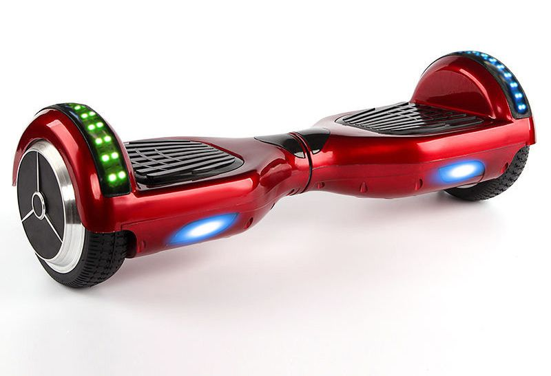 Bluetooth LED Scooter 2016. New Design Two Wheel Self Balancing Scooter Smart Board 6.5 Inch Tyre Hoverboard Unicycle Quick Charging