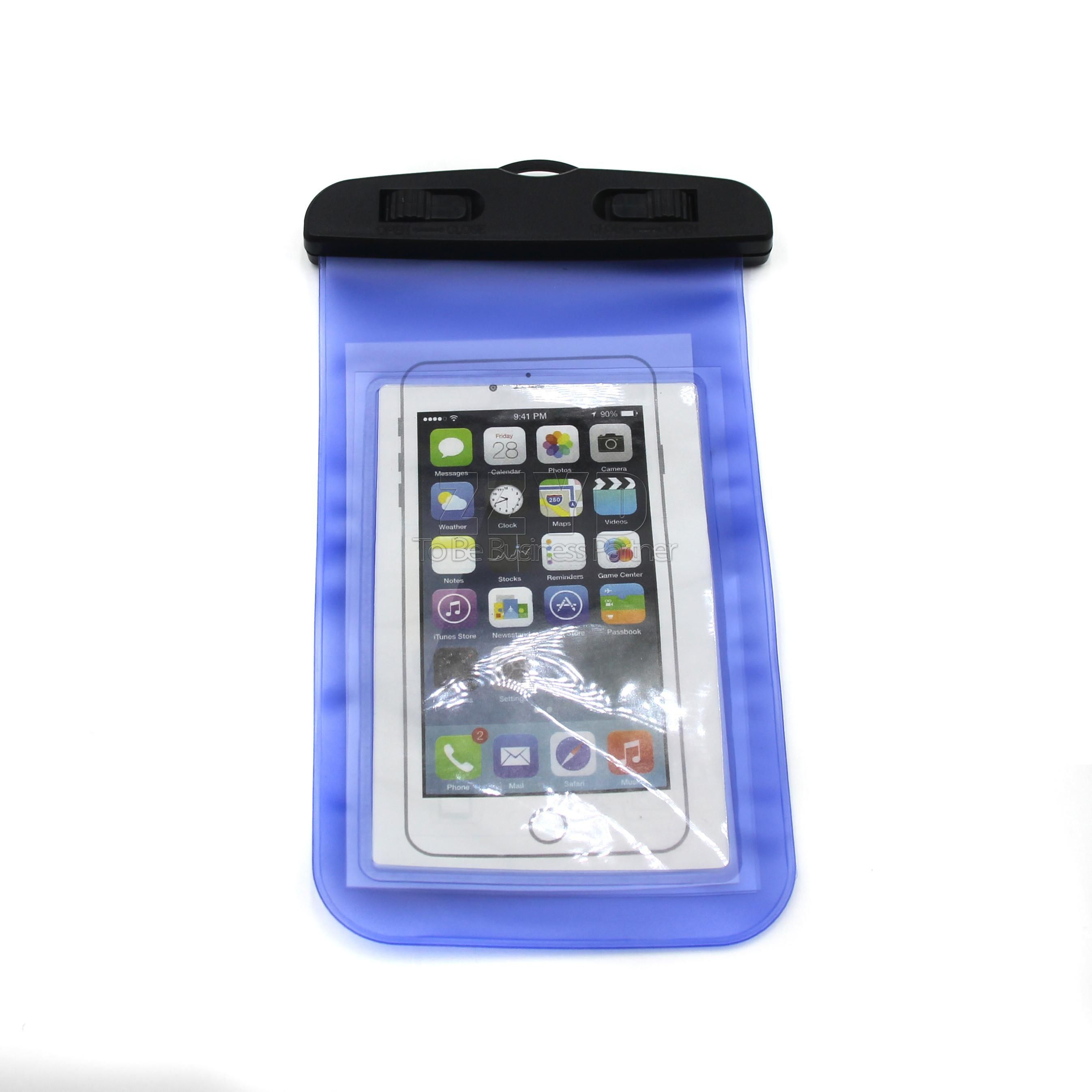 Nest Waterproof case bag PVC plastic Dry bag Protective universal Phone Bag Pouch For Sport Swim bicycle Diving For Any mobile phone