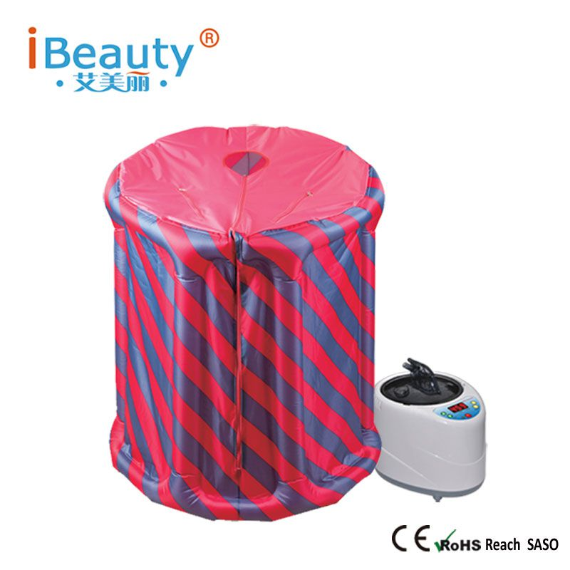 Inflatable portable steam sauna Weight loss improve sleep quality,Calories Burned Household sauna box steam fumigation machine
