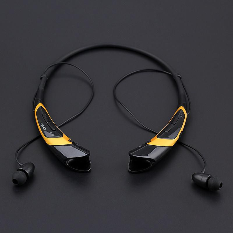 LG HBS-760 Wireless Bluetooth Stereo Headset headphone for Samsung iPhone LG HBS 760 HBS-760 HBS-730 upgrade earphone With Retail Box US03