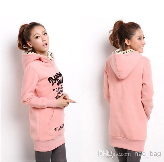 2015 High Quality Sweatshirt Women Fashion Winter Autumn Casual Cute Letters printing Hoodies 3 Colors Pullover