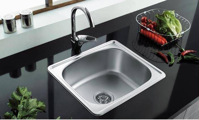 Stainless steel sink Customizable