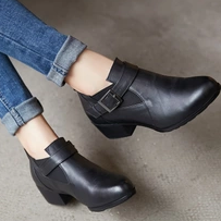 Comfortable heel, fresh quietly elegant, elegant, leisure wear Women's shoes