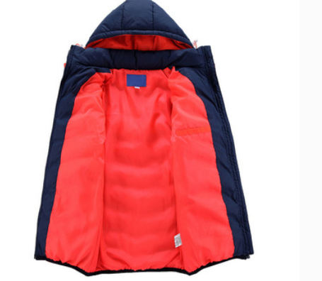 Cotton lady's cold proof jacket