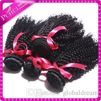 Peruvian Curly Hair Curly Weave Human Hair Extensions Rosa Hair Products Peruvian Kinky Curly Virgin Hair bundles