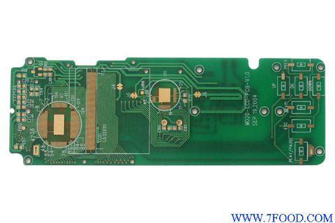 MarketablePrinted circuit board inferior 40% and below