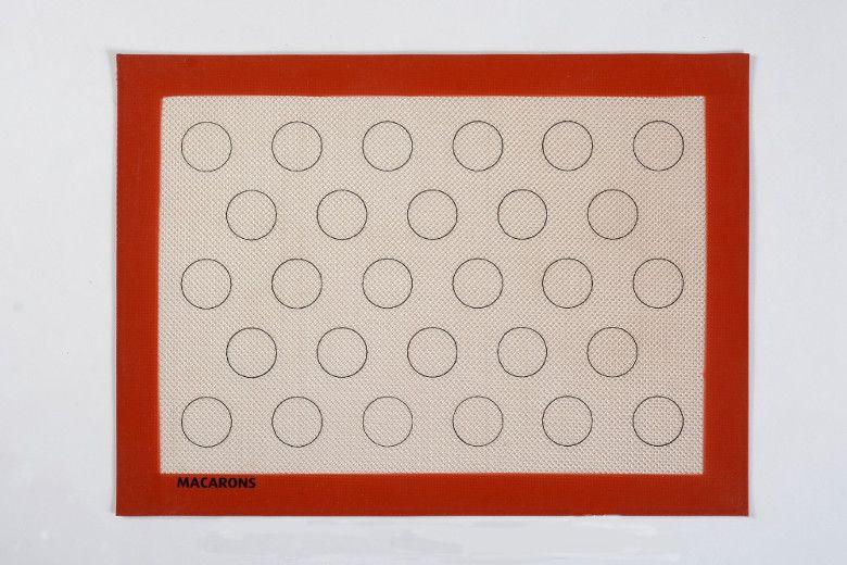 Non-stick 28 Circles Macaroon Baking liner
