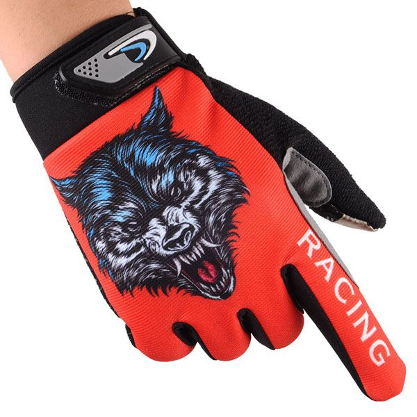 Full Finger Unisex Touchscreen Gloves Winter Anti-skid Cycling Outdoor Sports Climbing Gloves