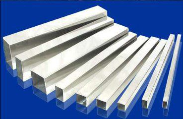 Stainless steel square steel-9
