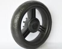 Wheels are good looking and useful. They are worth buying and customizing.