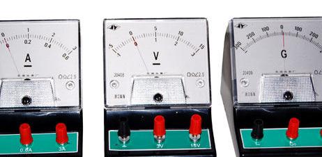 Ammeter Can be customized practicaldurablestrong