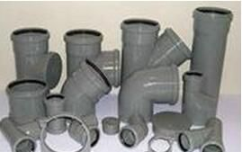 Plastic sewer connection is good looking and useful. It is worth buying and customizing.