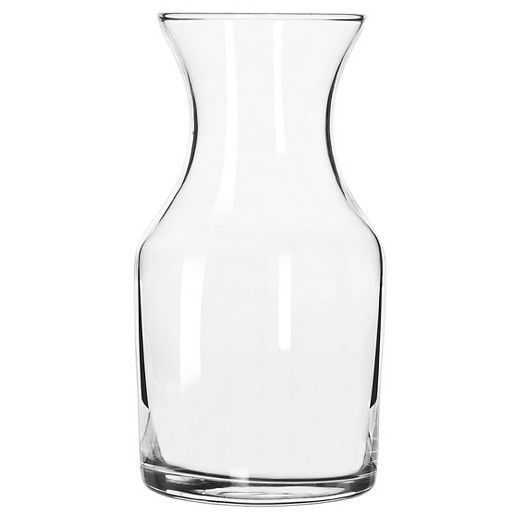 Artificial Flower Tall Vase With Round Glass