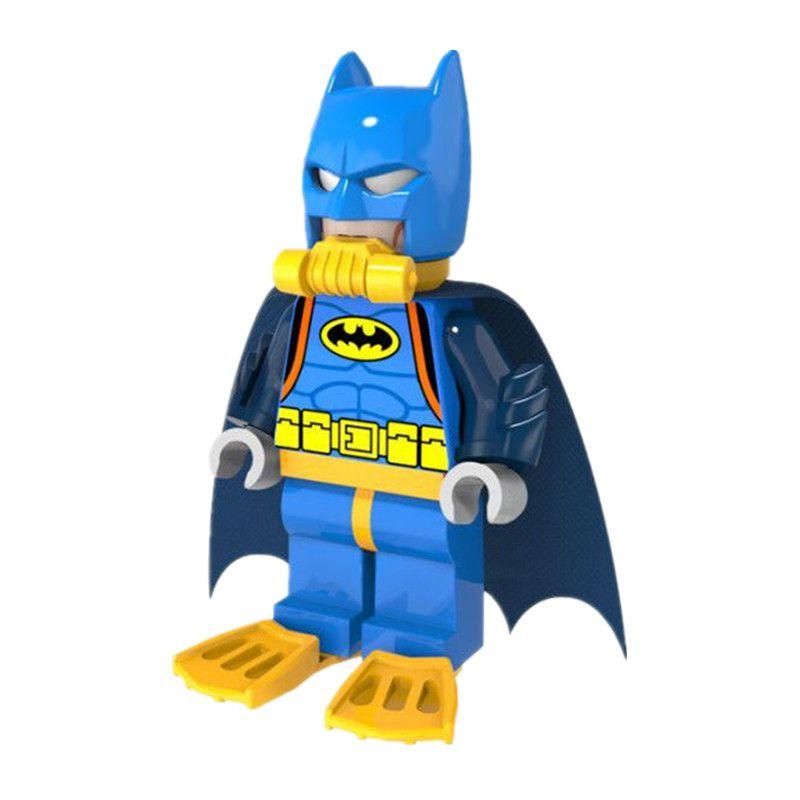 Avengers Toys Building Blocks Bricks Minifig IRONMAN HULK CAPTAIN AMERICA X-MAN Wolverine BAT MAN Deadpool Puzzles bat man super heros