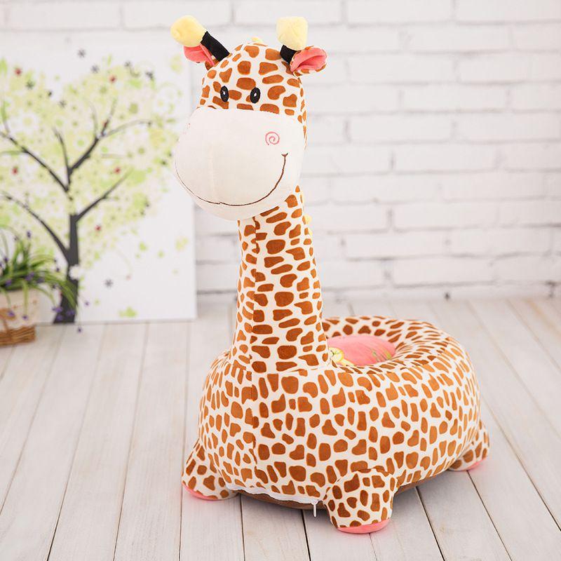 Stuffed Animals Plush toy Dolls NO COTTON INSIDE Play Toys Fruit Pillows cushions 60CM dinosaur giraffe frog Monkey Elephant lovely Cute toy