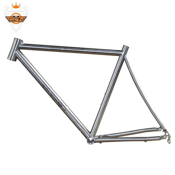 Comeplay Custom Inner Cable Routing Titanium Road Bike Race Bicycle ...