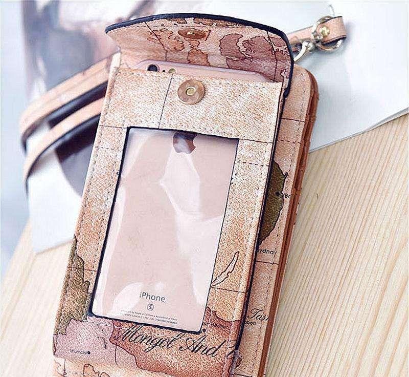 PU handset Customizable