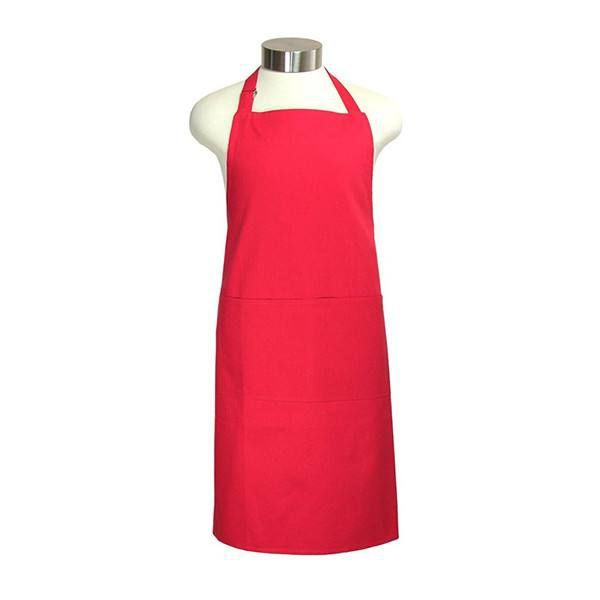 Chemical fiber apron can be customized