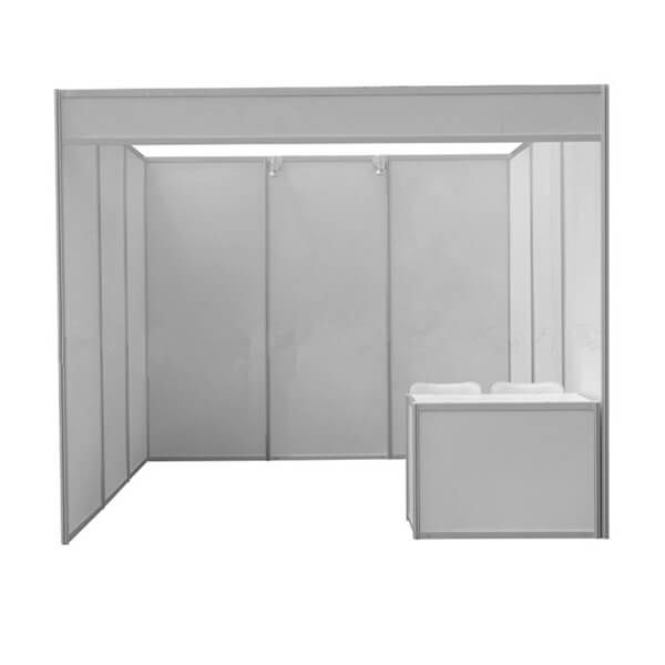 Exhibition Stand Reception : Aluminum trade show display booth standard display stand with