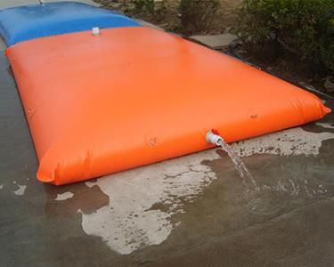 Foldable Flexible Durable Fire Fighting Emergency Water Storage Tanks