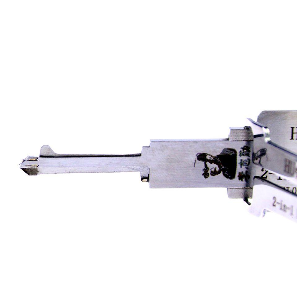 Mr. Li's Original Lishi HU49 2in1 Decoder and Pick - Best Automotive Locks Unlock Tools on the Market