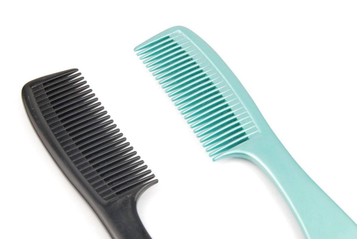 plastic comb Customizable