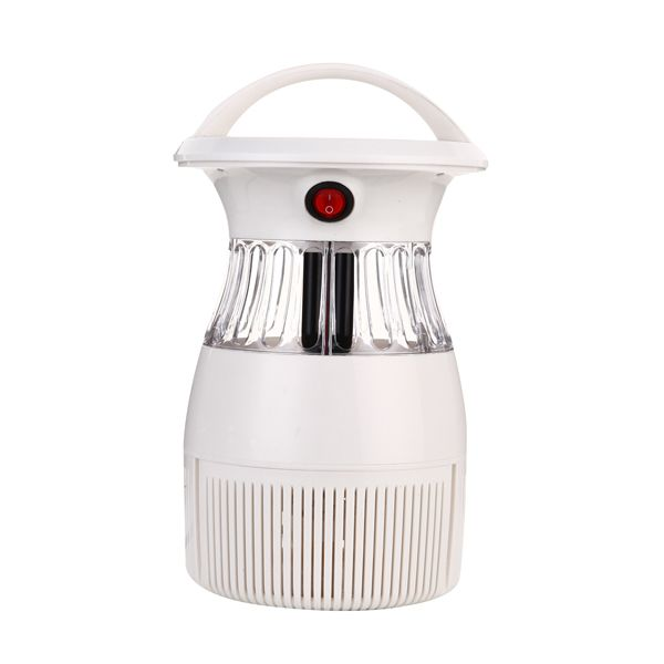 Electric Bug Zapper Mosquito Trap with Radiation-free Silent UV Lamp for Residence Restaurant Warehouse Use