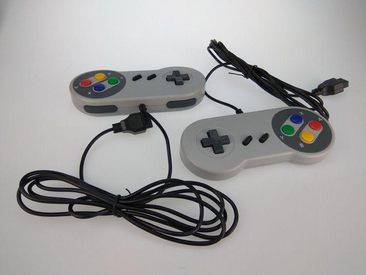 Super Famicom Mini Classic SFC TV Video Handheld Game Console Entertainment System Built-in 621 Classic Games 8 Bit HDMI HD